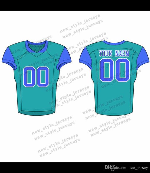 66Men 2019 Youth Football Jerseys Army Green Wine Red Embroidery Logos Stitched Custom Any name Any number Jerseys