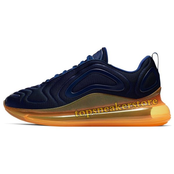 #19-Midnight Navy Laser Orange