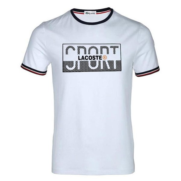 Luxurys Designers Men's Short Sleeve T-shirts Brand London New York Chicago Fashion Men's DT-shirts Cheap, High Quality and Free D