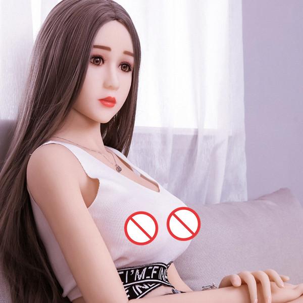 poupée gonflable adultes japonais gonflable poupée en silicone semi-solide avec beau visage poupées d'amour pleine grandeur avec des poupées de sexe en silicone solide réel