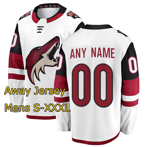 Away Jersey Mens S-XXXL