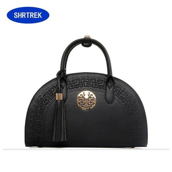 SHRTREK Women Handbag Women Leather Handbags Messenger Bags Shoulder Bag Womens Pouch High Quality Bag Bolsas Purse Nice