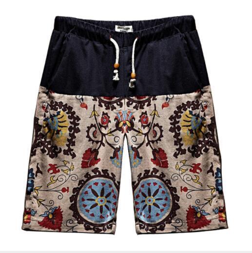 Shorts de Verão Designer Mens Casual Praia Shorts Com Padrões de Marca Calças Curtas Moda Masculina Roupa Interior Dos Homens Desgaste de Lazer 11 Estilos M-4XL