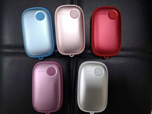 New Style DIY Hand Warm Power Bank for cell phone , exquisite gift portable warm-hand source, smart phone charger