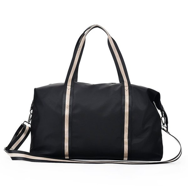bolsa de viaje de fin de semana grandes bolsas de lona que viaja portable de gran capacidad de equipaje bagpack cubos de embalaje del organizador del recorrido del equipaje