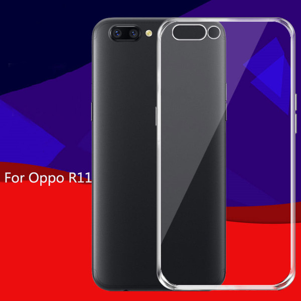 Ultra Thin Clear Soft TPU Case For OPPO A31/A31T A33 A51 A57/A39 A59/A59S A77 A71 A73/A79 A83 A3 A5 A7X Phone Cover