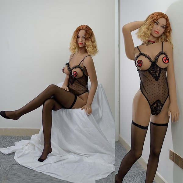 bambola del silicone del sesso delle grandi tette 163cm seno grande e bambola dell'amore del grande culo per gli uomini realistiche bambole solide del sesso pesante