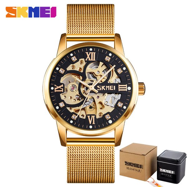 Gold black with box