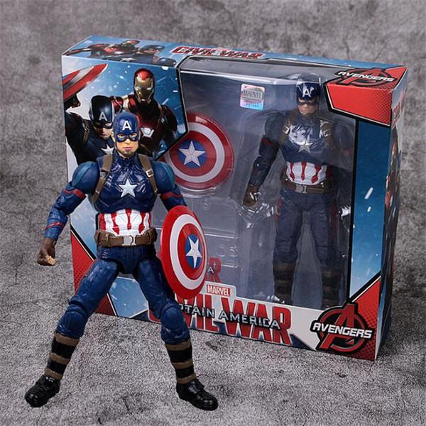 # 02 Kaptan Amerika