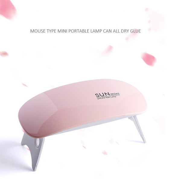 New Free Shipping Nail Dryer LED UV Lamp Micro USB Gel Varnish Curing Machine For Home Use Nail Art Tools For Lamps