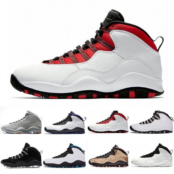 2019 Westbrook 10 X 10s Im back White Black Men Basketball Shoes Steel Grey Orlando Cement Desert Camo Powder Blue sports Sneakers 41-47