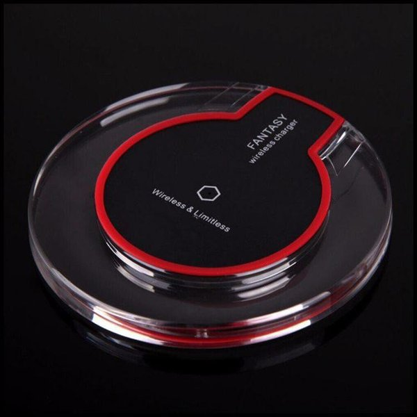 Qi Standard Wireless Charger Portable Samsung Wireless Phone Charger for iphone 8 iphone x cheapest Cordless Phone Chargers 2018