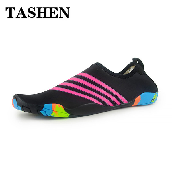 Swimming Water Aqua Shoes Men Women Beach Camping Shoes Adult Unisex Aqua Flat Soft Walking Lover Yoga Non-slip Sneakers