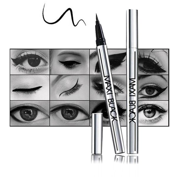 1PC Ultimate Black Liquid Eyeliner Long-lasting Waterproof Eye Liner Pencil Pen Nice Makeup Cosmetic Tools