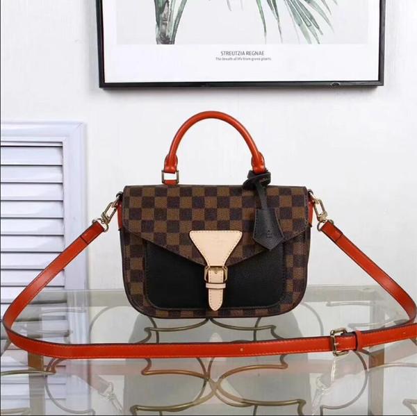 Designers Handbags high quality Women's Handbags Handbag Ladies messager Handbag PU Leather Lady Clutch Retro Shoulder Bags wallets purse 18