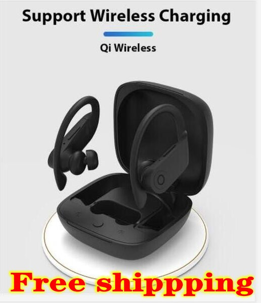 W1 Kopfhörer 2020 Neueste Power PRO TWS v5.0 Bluetooth kopfhörer Drahtlose Ohrbügel In-Ear Sport Ohrhörer Gaming Headset