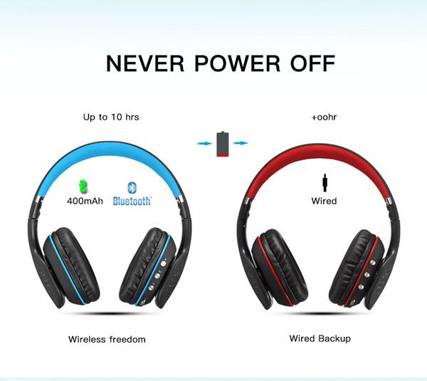 aec843242a0 KOTION EACH B3507 Bluetooth Kopfhörer Wireless Noise Cancelling Sport Musik  Kopfhörer Headsets Bass Stereo Für ein Handy