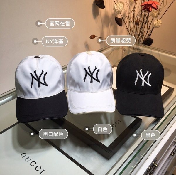 2019 summer new hats for men and women stylish caps sport breathable Attentive work