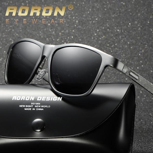 2019 новый тренд мужские и женские солнцезащитные очки алюминиевый магний яркий поляризатор рыбалка вождение водительское зеркало зеркало вождения
