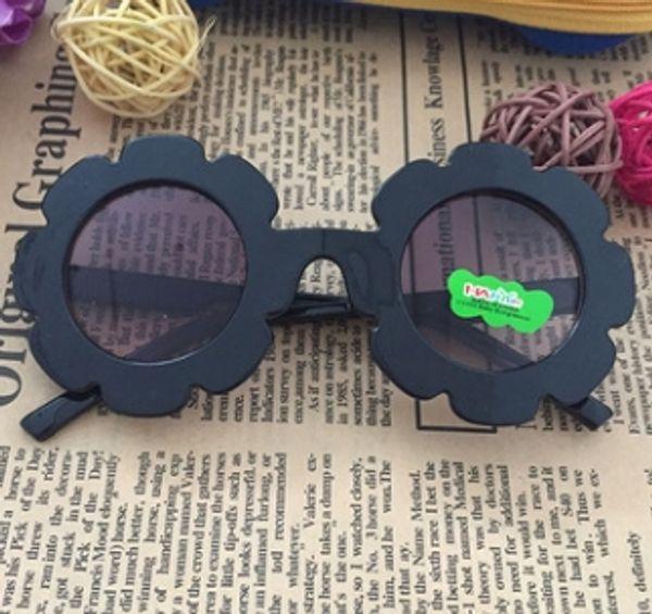 # 3 عباد الشمس الإطار أطفال النظارات الشمسية
