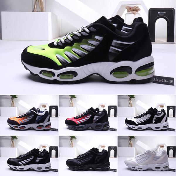 Hommes TN 5 WORLD 2000 20e anniversaire chaussures de course de sport Baskets femme de marque de designer de chaussures de sport respirantes 36-45