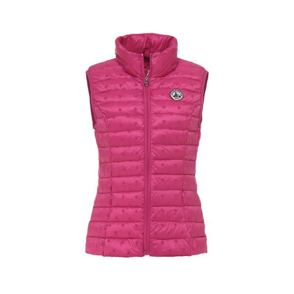 jott Women Down Vests Designer Winter Sleeveless Coats Down Jacket Slim Fit Overcoats