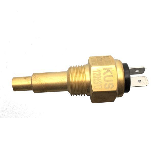 KUS Temp. Olio combustibile. Sensore di temperatura Trasmettitore Vari fili per indicatore temperatura olio