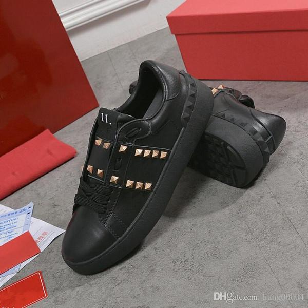 Moda Sneaker Cunhas Flats Plataforma Vestido Mocassins Formadores de Lona Designer de Luxo Branco Preto Mulheres Homens Meninas de Couro Sapatos Casuais heng