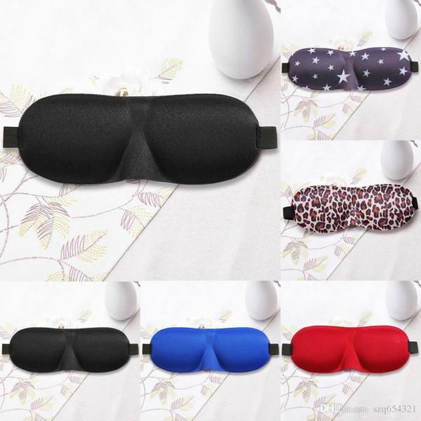1 stück Schwamm Eyeshade Schlafaugenmaske Abdeckung Augenklappe Augenbinden Schild Schlafbrille Langsam Rebound Ohrstöpsel Für Flugreisen Arbeit