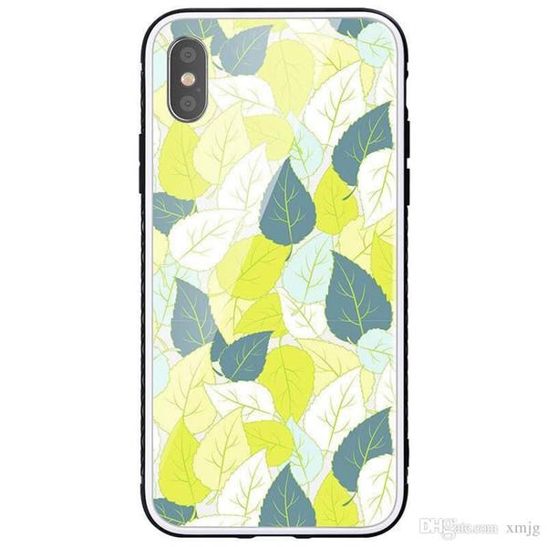 Designer phone case for iphone XS XR X 8 7 6 PLUS Huawei xiaomi Samsung,LG,Nokia Lumia,Yota,Nexus glass case PC+TPU + tempered glass