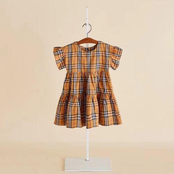 2019 новое платье высокого класса шею плед девушка платье