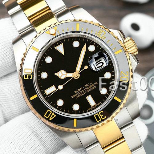 best selling Luxury Ceramic Bezel New Mens Mechanical SS 2813 Automatic Movement Watch Designer Sports Fashion men Master Watches Wristwatches vakcak