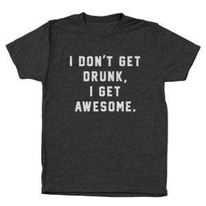No me emborracho Me asombraShirtme Funny Heather BlArriverrive Hombres 039 s Tri Blend Camiseta
