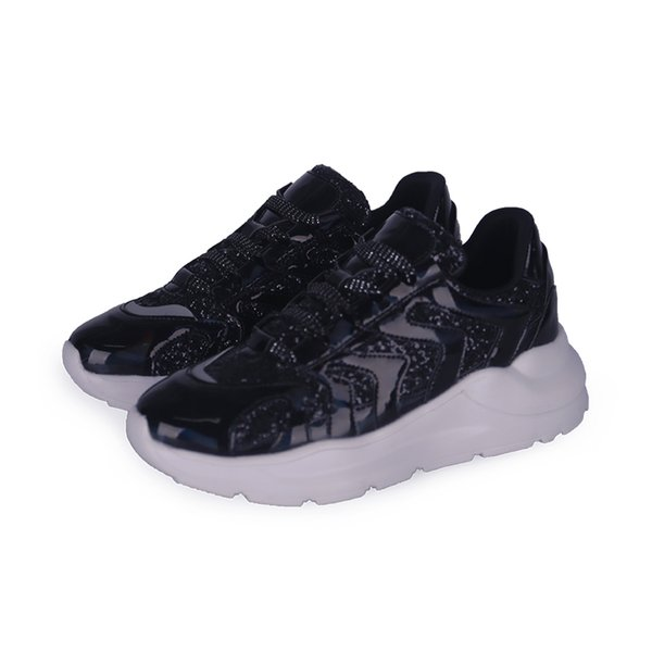 LeFoche Women Tide shoes Modern Stylish Breathable Non-Slip Special-mirror Comfortable Casual shoes