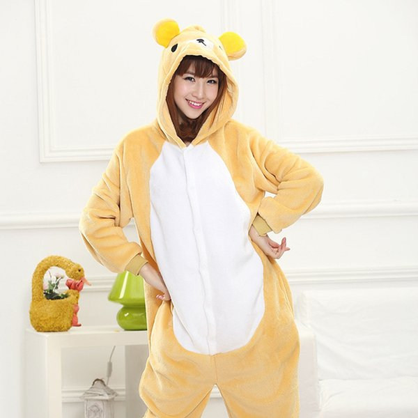 Flannel Unicorn Adult Rainbow Unicorn onesie costume Cartooon Hoodies Robes animal pajamas pyjama Jumpsuit cosplay costume