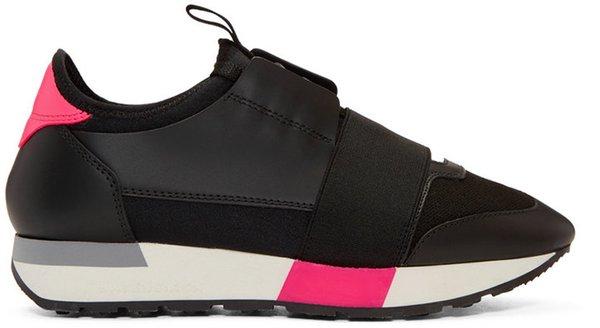 schwarz / weiß rosa Boden