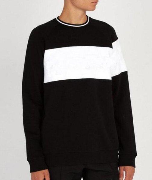 Tasarımcı marka hoodie lüks spor trendi kazak kazak kazak hoodie erkekler 039; s giyim best seller sıcak kazak XXLgivenchy
