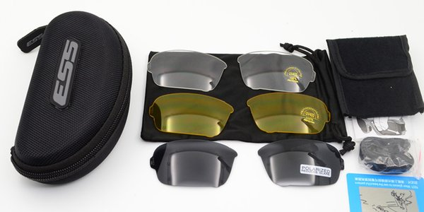 Top Designer Hiking Fishing cycling glasses men Airsoft Tactical Camouflage Glasses Army Shooting Goggles Military action glass Hunting D1