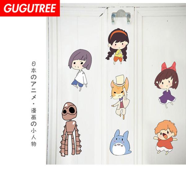 Decorate Home boys girls cartoon wars art wall sticker decoration Decals mural painting Removable Decor Wallpaper G-2220