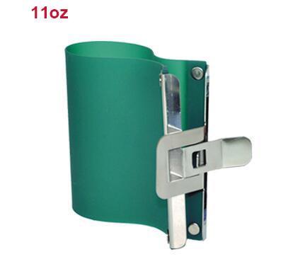 top popular 1Pc 3 Size 11oz 12OZ or 15OZ Latte Mug Rubber Clamp Silicone Fixture Print Mug wrap for 3D Sublimation Machine Sublimation Mug 2019