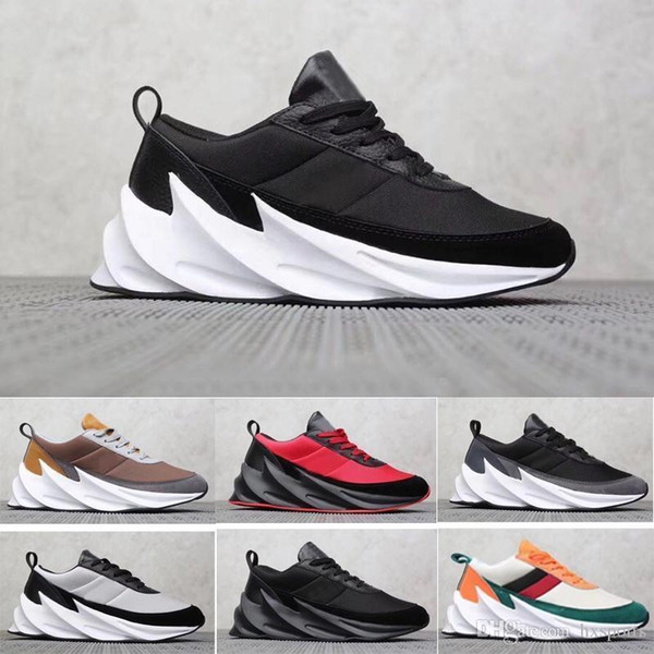 Sharks 2019 Concept Tubular Shadow Knit Trainer Sports Running Shoes Men S Sneakers Size7-11