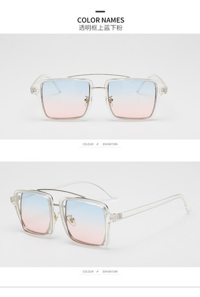 Lenses Color:blue pink