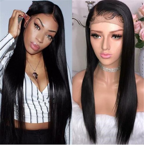 Silk Top Full Lace Wigs Glueless Full Lace