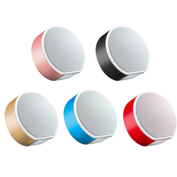 New Bluetooth Speaker Wireless Card Radio Subwoofer Voice Call External Input Mini Speaker 10M Transmission Distance For Phone