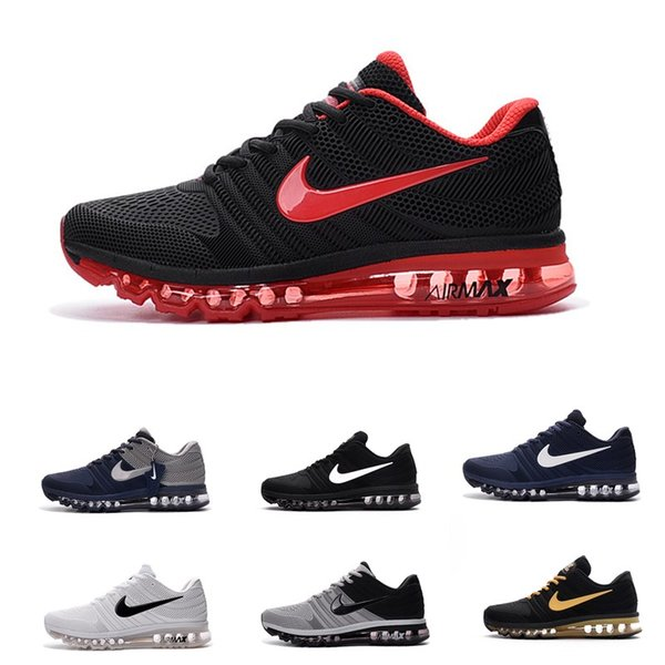 top popular 2019 Chaussures Mens Running Shoes BENGAL Orange Grey Black Gold Shoes 2017 KPU Cushion Sports Sneakers Trainers Athletic Size 7-13 2020