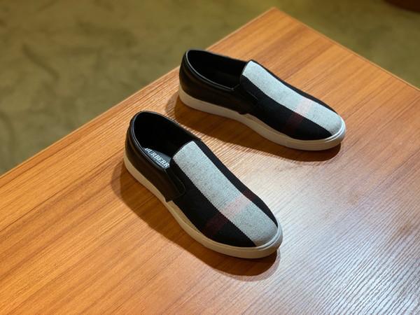 2020 nuovo tessuto classico pedale superficie scarpe pigri casuali scarpe da uomo marea scarpe essenziali pigri