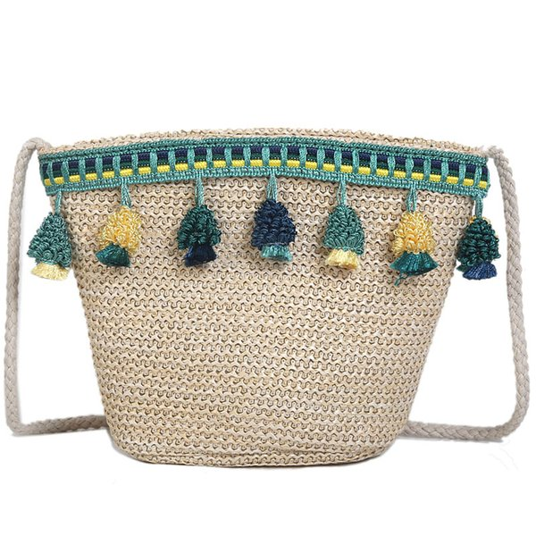 Free shipping, 2019 new women handbags, fashion korean version messenger bag, trend woman shoulder bag, casual bucket bags.