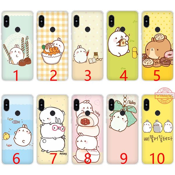 Custodie Telefoni Cute Kawaii Box Patate E Conigli Custodia Morbida In Silicone Tpu Redmi Note 4 4x 5 6 Pro 6a S2 Cover Custodie Puro Da Liangdeyou8