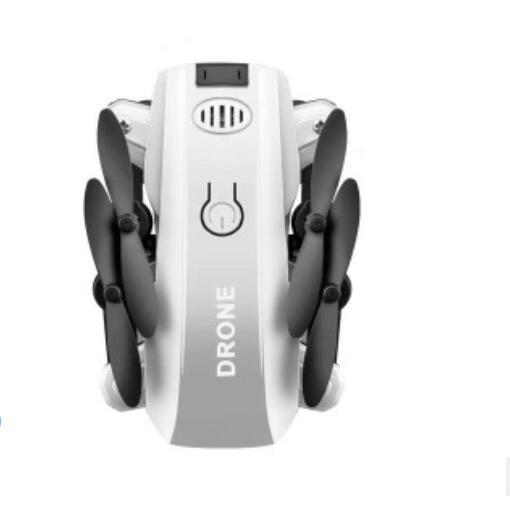 Gestisca l'elicottero di telecomando a quattro assi del velivolo pieghevole aereo di wifi del drone mini
