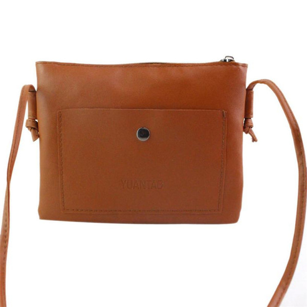 Cheap Women Shoulder Bag High Quality Handbag PU Leather Shoulder Bags Female Shoulder Crossbody Bag For Young Girl Female Lady Bolsas